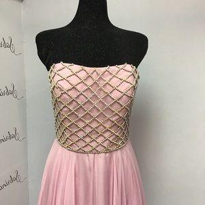 Sherri Hill 50039 Pink Size 12